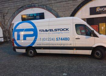 Travel Stock Van